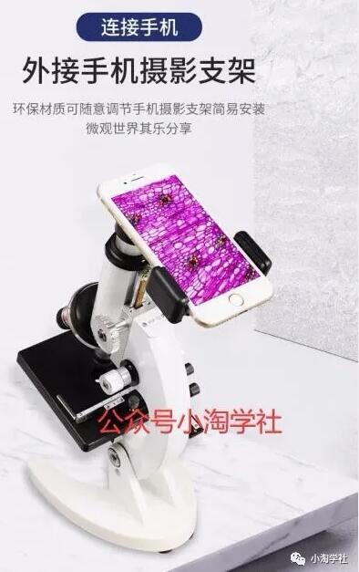 买个显微镜拍抖音做无人直播项目