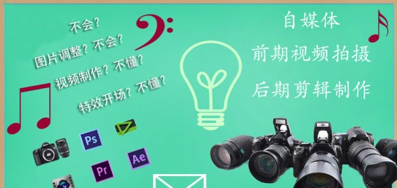 泛学苑自媒体前期拍摄及后期制作技巧,新媒体今日头条短视频教程